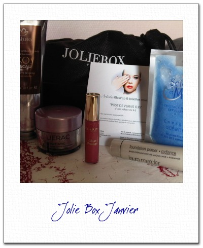 Jolie box janv1