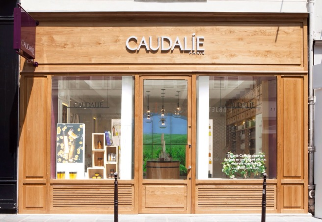 Soiree Caudalie - rue Francs-bourgeois (1)