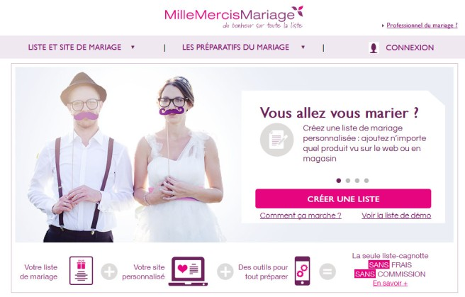 Mille Mercis Mariage